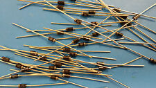 (25 PCS) 1N4003 MOTOROLA & GI DIODE GEN PURPOSE 200V 1A DO41