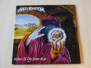 Keeper of the seven keys - Part I (1987) Helloween (N 0057) LP Gat OIS Germany