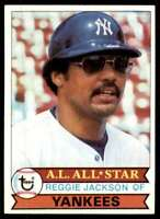 1979 Topps (Njs2) Reggie Jackson New York Yankees #700