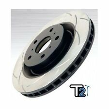 DBA T2 REAR SLOTTED ROTORS suit HOLDEN VY 286mm DBA041S