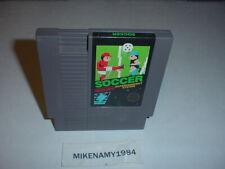 SOCCER (5 screw variant) game cartridge for the Nintendo NES system