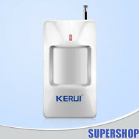 433MHz KERUI P815 Wireless PIR Motion Detector Sensor Lot For Home Alarm System