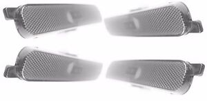 95-01 CHEVROLET LUMINA / 95-99 MONTE CARLO FRONT & REAR (CLEAR) SIDE MARKER 4PC