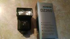 Achiever DZ260 Shoe Mount Flash for  Canon New In Box Camera equipment