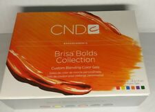 CND Brisa Gel Bold Collection - Custom Blending Color Gels 6 ct