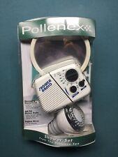 Pollenex Shower Set, Shower Radio, Massaging Showerhead, Mirror - New Sealed