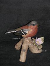 Goebel Saphir Figur Vogel Bird Buchfink chaffinch pinson