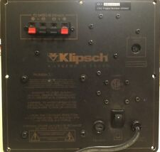 Klipsch ProMedia 2.1 Amplifier Sub Speakers Transformer Upgrade FAN Original THX