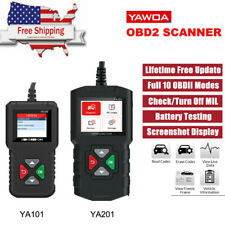 YA201 OBD2 Auto Scanner Diagnostic Tool Car Check Engine Light Code Reader US