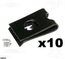 Reparatursatz Montageblech Unterfahrschutz Clips 16x11 Ø 4,2mm Fiat Alfa 16033
