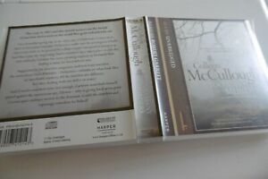 COLLEEN McCULLOUGH TOO MANY MURDERS 11 CD UNABRIDGED AUDIO CD THORN BIRDS AUTHOR