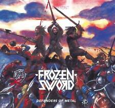 FROZEN SWORD- Defenders Of Metal LIM.+NUMB. 250 VINYL epic metal ala MEDIEVAL ST