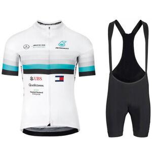 MTB Mens cycling jersey and bib shorts Racing cycling Short Sleeve jerseys Bibs