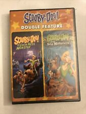 Scooby-Doo and the Loch Ness Monster/Scooby-Doo and the Sea Monsters (Dvd, 2016)