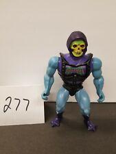 MASTERS OF THE UNIVERSE - 1983 Mattel Battle Armor Skeletor MOTU He-Man