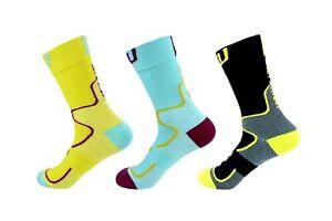 Swish Cooling Max Sports Socks for Cycling Bike/Jogging/Hiking/Yoga etc. use