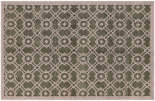 """5' 2"""" X 8' 2"""" Modern Hand Knotted Area Rug - H1680"""