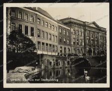 Foto-Utrecht-Niederlande-Holland-Stadhuis-Stadhuisbrug-Gebäude-Architektur-2