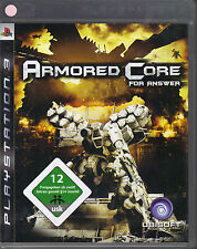 Armored Core: for Answer (ps3)