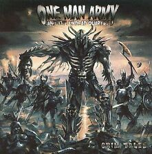 Grim Tales *  One Man Army and the Undead Quartet  CD ( FREE SHIPPING)