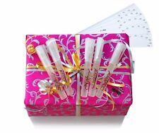 GeschenkBox für DAMEN 5x 8ml EdP Überraschung Geschenkpaket Parfum-Schnupperbox