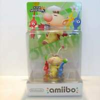 Olimar Amiibo (from Pikmin) - Super Smash Bros. Figure Nintendo USA - NEW IN BOX