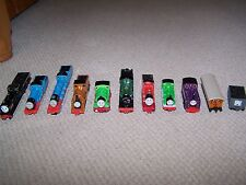 Collection of Vintage Die-cast Thomas the Tank Engines by ERTL