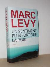 Marc Levy - Un sentiment plus fort que la peur - Le Grand Livre du Mois 2013