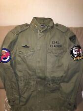 Mens Ralph Lauren Polo Iconic M-65 Field Jacket