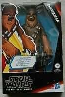 Star Wars The Rise of Skywalker Action Figures Galaxy of Adventures Chewbacca