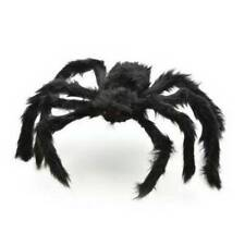 300 mm Spider Halloween Decoration Haunted House Prop Indoor Outdoor Black Giant