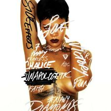 "RIHANNA ""UNAPOLOGETIC"" CD NEW!"