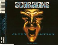 Scorpions Alien nation (1993) [Maxi-CD]