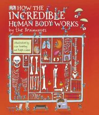 How the Incredible Human Body Works - by the Brainwa... by Lazar, Ralph Hardback