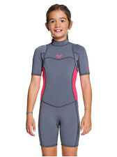 2mm Kid's & Junior's Roxy SYNCRO B/Z Shorty Springsuit