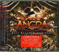 ANGRA-BEST REACHED HORIZONS JAPAN EDITION-JAPAN HQCD DVD H75