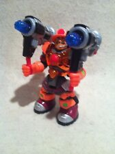 Rescue Heroes Lava Squad Billy Blazes! Firefighter!