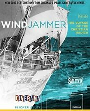 Windjammer: The Voyage of the Christian Radich (Restored Cinerama) [New Blu-ray]