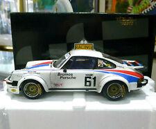 Exoto 1977 Porsche 934 RSR Brumos Racing Daytona 24 #61 Busby Gregg 1:18