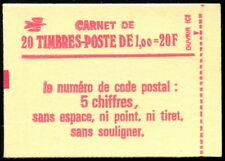 France Carnet Moderne N°1972-C3 Confectionneuse N°8 NEUF ** LUXE
