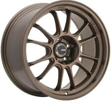 17x9 Konig Hypergram 5x114.3 +25 Race Bronze Wheels (Set of 4)