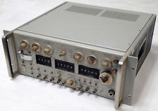 IFR ATC 1200Y3 XPDR/DME SIMULATOR TEST SET INPUT 115V PARTIALLY TESTED!!