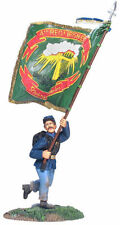 BRITAINS 31093 - Union 28th Massachusetts Irish Brigade Flagbearer