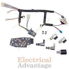 Gm 4L60E Transmission Master Solenoid Kit Wire Harness Epc Tcc Shift Set 1996-02