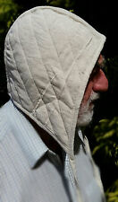 PADDED ARMING CAP ideal for re-enactment, LARP etc