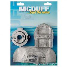 MGDUFF Alpha 1 Gen 2 Mercury / Mercruiser Zinc Sterndrive Anode Kit CMALPHAKITZ