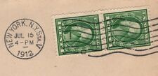 Hudson Navigation Co Night Lines Peoples Line Citizens Line New York Cover 2s