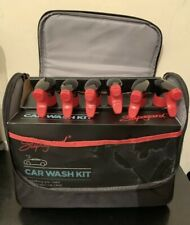 Supergard Car Cleaning Kit Aftercare Pack With Storage Bag NEW