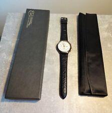 Mercedes-Benz Armbanduhr, schwarz/weiß, unbenutzt, Toprarität