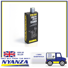 9201 MANNOL  500ml Catalytic System Cleaner Petrol System Treatment